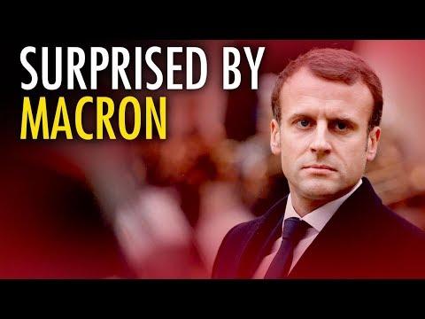 Ezra Levant: French President Macron slams African slave traders