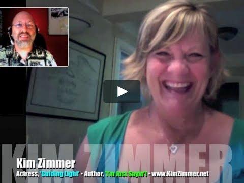 Kim Zimmer, Robert Newman, soap opera costars,