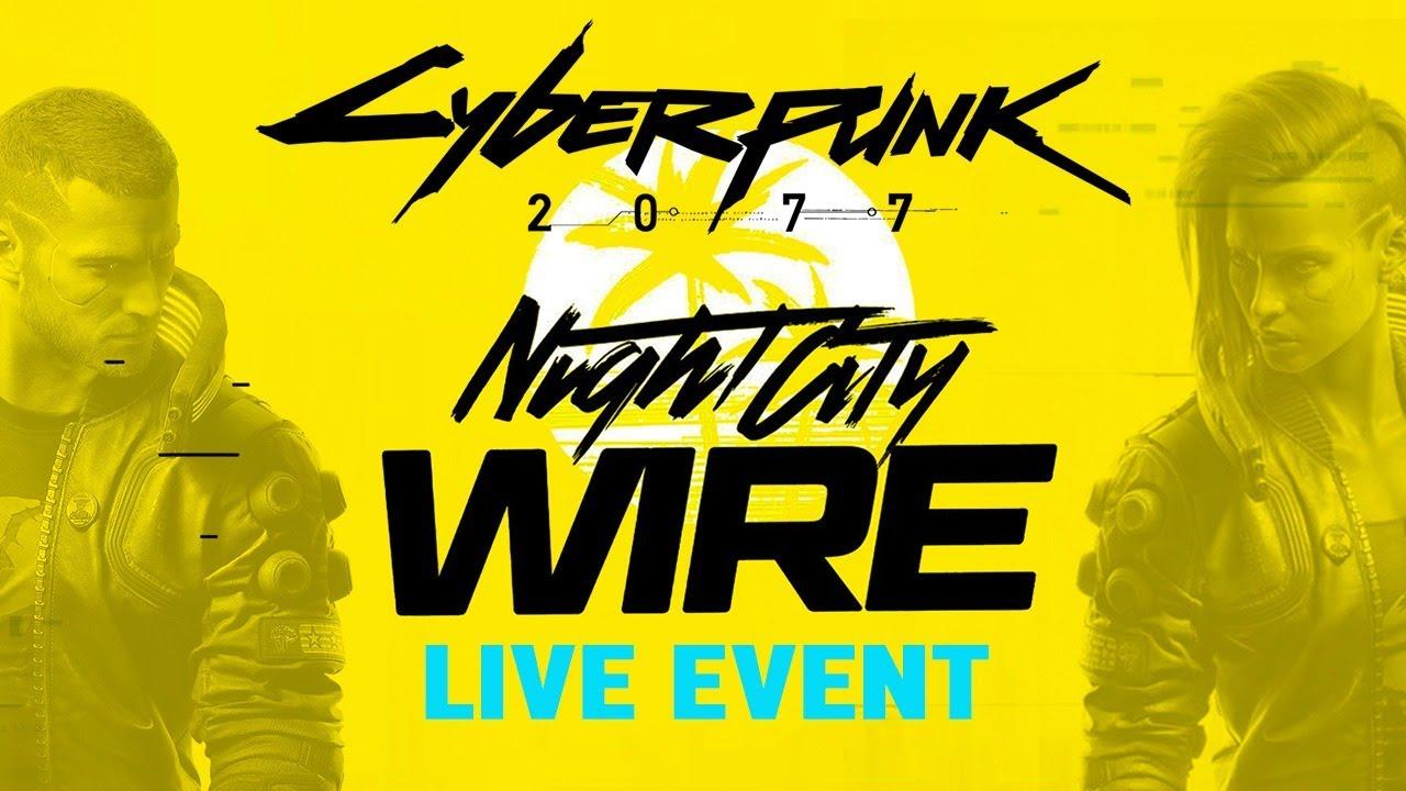 Watch Cyberpunk 2077 Night City StreaM Here