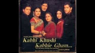 My Happynes - HINDI MUSIC (Kabi Kushi Kabi Gam Eng Version) By Vally