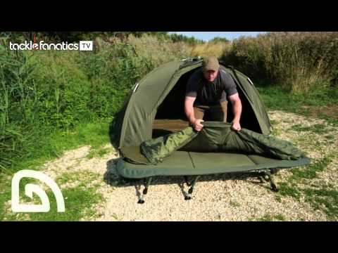 Tackle Fanatics TV - Trakker RLX Flat 6 Bed