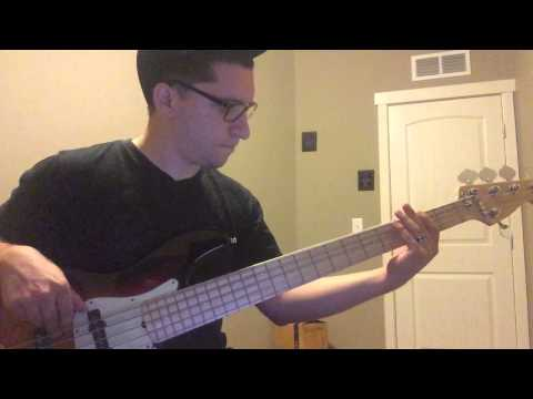 BJ Putnam || Glorious || Bass Cover