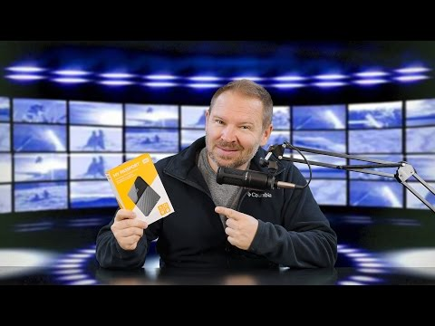 BEST Portable Storage Hard Drive?  WD MY PASSPORT 4TB HD Unboxing & Initial Impressions