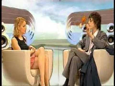 Pete Doherty- Orange Playlist Interview