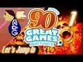 Let's Jump In: 90 Great Wii Games Party Pack (Part 1)