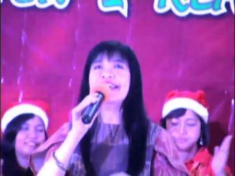 Medley Lagu Natal oleh Herlin Pirena