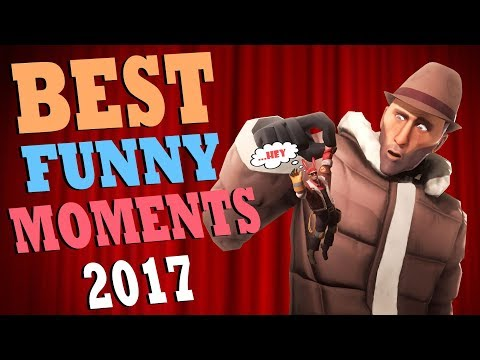 TF2 Fun - Best Moments Overall 2016-2017 Compilation