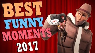 TF2 - Best Moments Overall 2016-2017 compilation