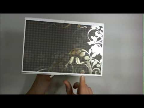 Wedding - In the Box Display Album