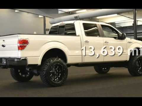 """Ford F 150 Wheels >> 2014 Ford F-150 Lariat 6"""" LIFT 20X12 XD SERIES WHEELS 35s 13K MLS for sale in Milwaukie, OR ..."""