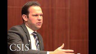 A Conversation with Australian Minister Matt Canavan