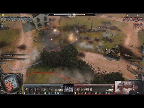 AeroHank(Brits) vs PanzerGrenadierAngreifen(OKW)