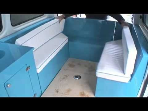 Quickest ever Camper Van interior install?