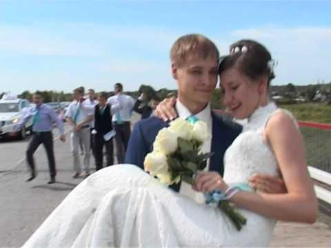 свадьба в заринске (мачо и ботан)