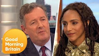 Piers Morgan Gives His Opinion on 'Veganuary' | Good Morning Britain