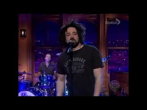 Counting Crows - You can't count on me (The Late Late Show With Craig Ferguson 2008-04-09)