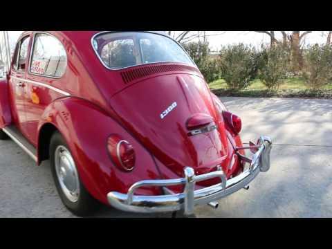 1966 VW Classic Beetle For Sale~Fantastic Original Survivor~Must See to Appreciate!