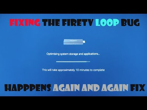 Fixing Optimizing System Storage And Applications Bug On FireTv Stick