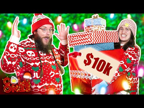 We Spent $10,000 on the Dumbest Gifts - Cold Ones