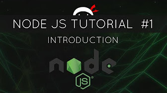 Node JS Tutorial for Beginners