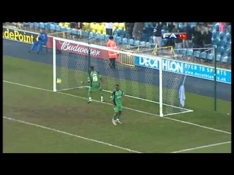 Millwall 5-0 Dagenham & Redbridge - Official Highlights and Goals | FA Cup 3rd Round Proper 17-01-12