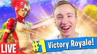 LIVE CHALLENGES DOEN! - Fortnite: Battle Royale Livestream #6 (Nederlands)