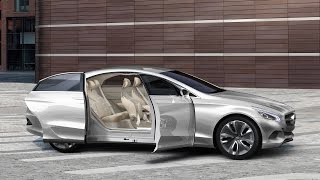 Mercedes-Benz F800 Style Concept 2010 Videos
