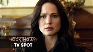 "The Hunger Games: Mockingjay Part 2 Official TV Spot – ""One Shot"""
