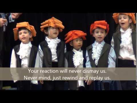 Compose yourself by montessori bilingual academy 2014