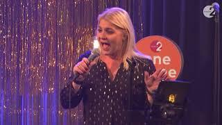 Sandra Kim - I'll be home for Christmas Live Béné Béné (Radio 2)