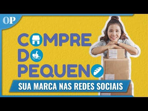 Compre do Pequeno: Sua Marca nas Redes Sociais