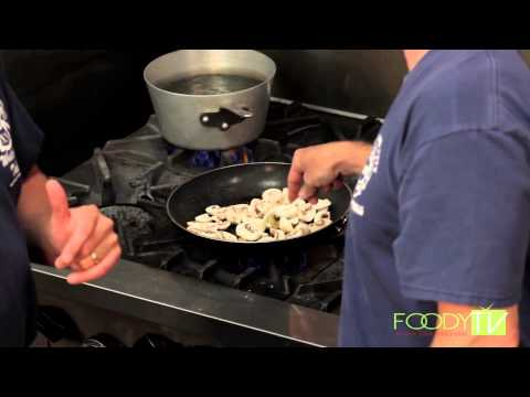 Firehouse Kitchen S2 Ep. 5 - Chicken Marsala