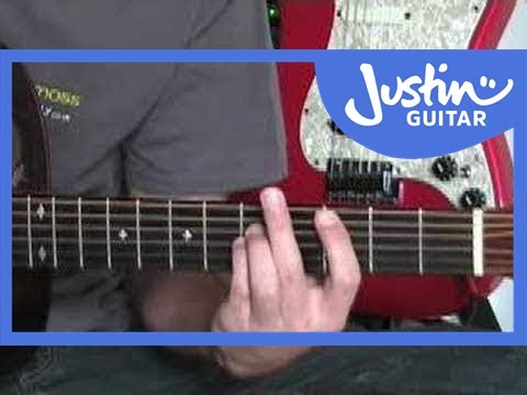 Polly - Nirvana (Songs Guitar Lesson BS-806) How to play
