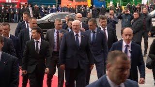 Итоги встречи Лукашенко и Зеленского в Житомире / Общение со СМИ
