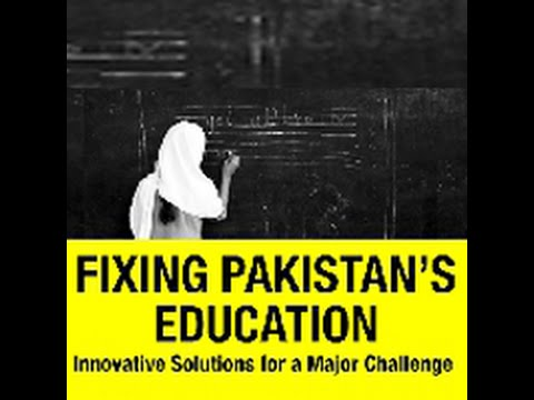 Technological Innovations for Education Reform in Pakistan Part I