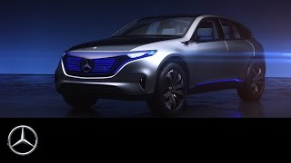 Concept EQ – Trailer – Mercedes-Benz original