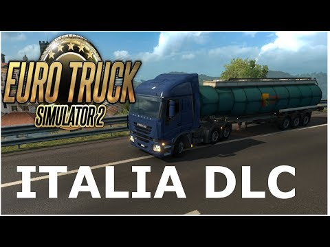 ETS2 - ITALIA DLC (Euro Truck Simulator 2) BEFORE YOU BUY! Gameplay/Review/First Look Episode #1