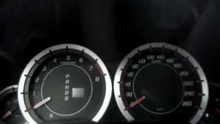 Самодиагностика Honda Accord 8