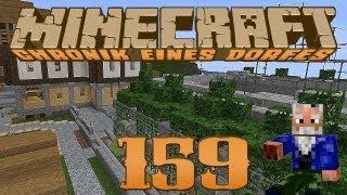 Minecraft Zeit - Chronik Eines Dorfes #159 - Sandmann Gedanken [HD/Deutsch/1.4.5]