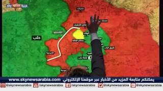 معركة حلب.. عرض الخروج الآمن للمعارضة