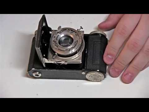 Tutorial: Opening a Compur shutter and fixing timing