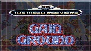 Gain Ground Review - Sega Genesis - Kimble Justice