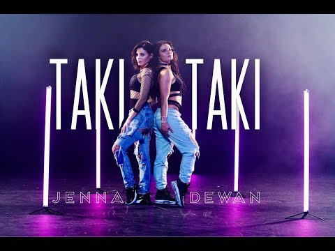 "Jenna Dewan Sets the Dance Floor on Fire With This Sexy ""Taki Taki"" Routine"