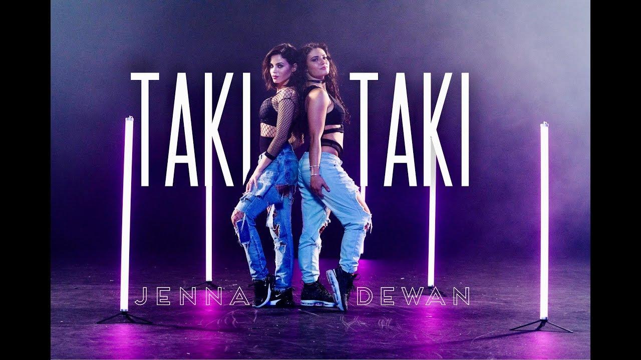 TAKI TAKI - DJ SNAKE & CARDI B Dance | Choreography by Kyle Hanagami | Jenna Dewan & Jade Ch