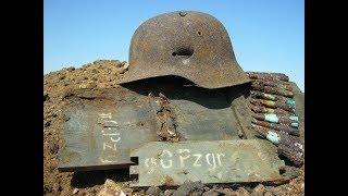 Фильм 63 Раскопки в полях Второй Мировой Войны/Film 63 Excavation in fields of World War II