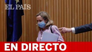 DIRECTO #CORONAVIRUS | CALVIÑO comparece en la COMISIÓN DE RECONSTRUCCIÓN