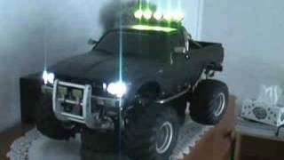 RC Hilux Demo 2 V8 Sound