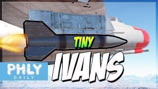 BALANCED CAS? | MIG-15 ft. TINY IVANS (War Thunder Jet Gameplay)