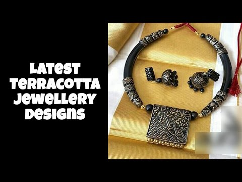 Latest Terracotta Jewellery Designs