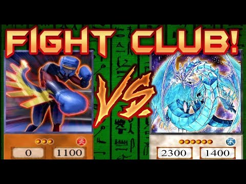 Yugioh Fight Club #8 - BATTLIN BOXERS vs Atlanteans (Competitive Yugioh) S2E8